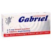 Gabriel terhességigyorsteszt 1db