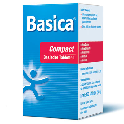 Basica compact tabletta 120db