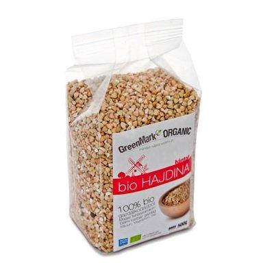 Greenmark bio hajdina hántolt 500g