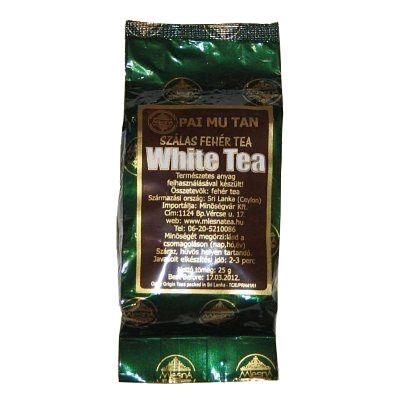 Mlesna szálas fehér tea 25g