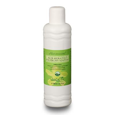 Naturissimo Aloe folyékony szappan 1000ml