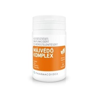Pharmacoidea májvédő komplex kapszula 30db