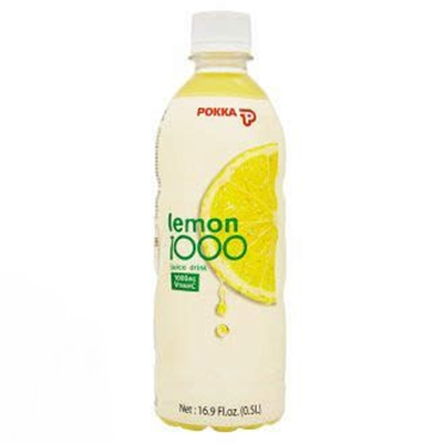Pokka lemon 1000 üdítőital 500ml