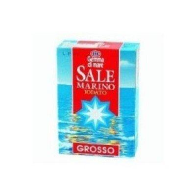Sale marino tengeri só durva jódos 1000g
