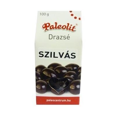 Paleolit Szilvás drazsé dobozos paleolit 100g