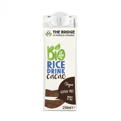 The bridge bio rizsital kakaós 250ml