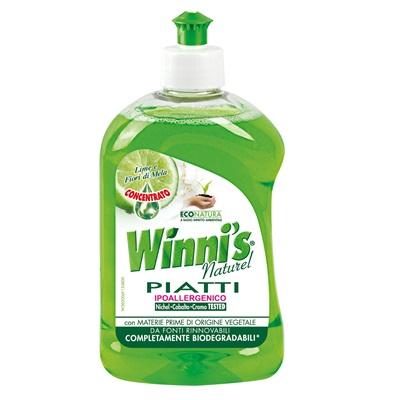 Winnis öko mosogatószer koncentrátum lime-alma 1000ml