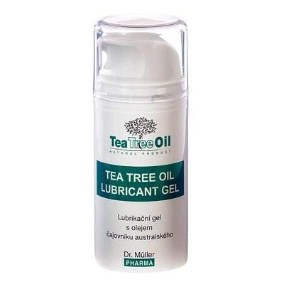 Dr.Müller Tea tree oil teafa síkosító gél 100ml