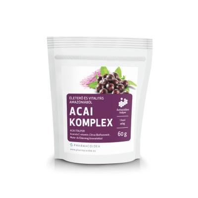 Pharmacoidea acai komplex italpor 60g